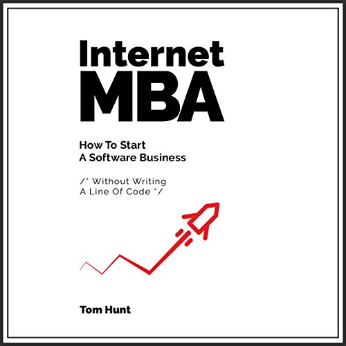 Internet MBA audiobook cover art