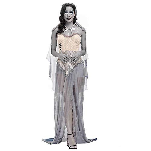 Halloween Cosplay Kostüme Ghost Bride Cosplay Zombie Braut Brautkleid Bräutigam Anzug Victor Emily für Halloween Cosplay Kostüm Kostüm Event
