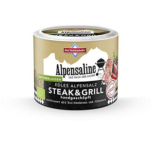 Bad Reichenhaller Alpensaline Edles Alpensalz Steak&Grill