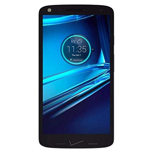 Motorola DROID Turbo 2 XT1585 - 32GB Verizon (Renewed) (Black)
