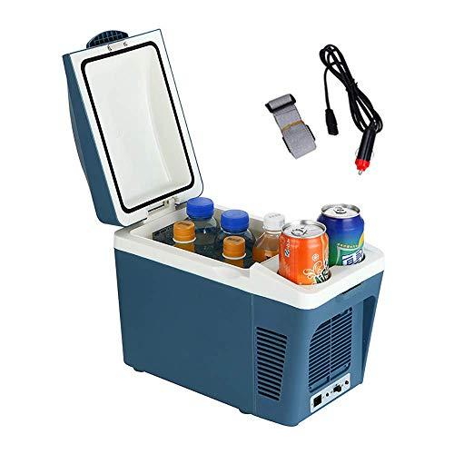 SHKUU Refrigerador para automóvil, refrigerador portátil, Caja de Aislamiento más Fresco, Mini refrigerador pequeño para automóvil, Turismo al Aire Libre
