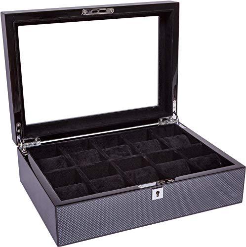 LA ROYALE Napoli 10 Montres Box ...