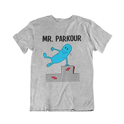 MR Parkour Mens Camiseta Para Hombre Gift T-Shirt