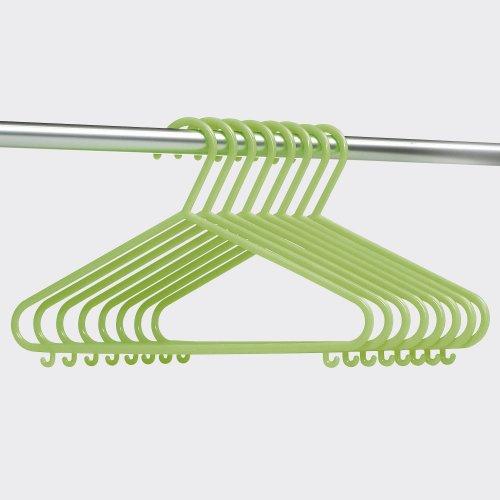 Bieco 04-014146 - Kleiderbügel grün