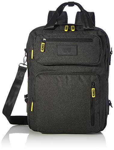 Munich Patch, Backpack para Hombre, GREY, U
