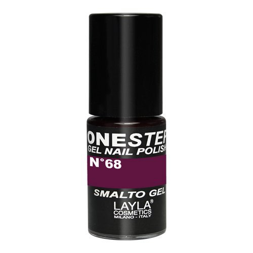 LAYLA Cosmetics One Step Gel Vernis à Ongles, Chasing Passion, 1er Pack (1 x 5 ml)