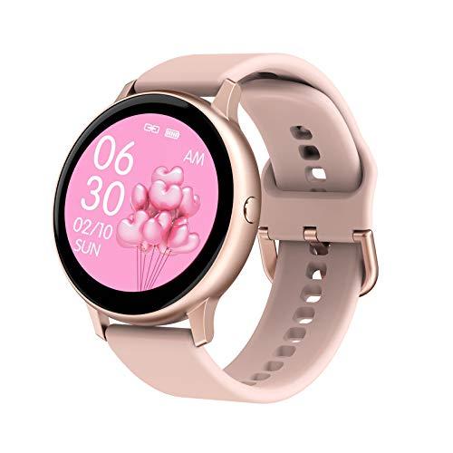 XSWZAQ Relojes Deportivos Inteligentes, Personalidad Elegante, Estilos indefinidos Que cambian constantemente, Todo Esto Solo Quieres darle un Toque de Color Exclusivo