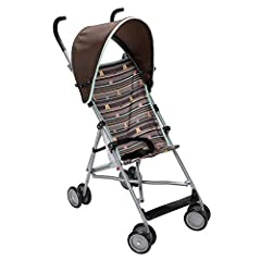 Featuring a fun, winnie the pooh disney baby theme, this stroller will keep parents and kids grinning from ear to ear The stroller features a simple umbrella fold that's compact and stores easily in a closet or car Keep your child cool and out of the...
