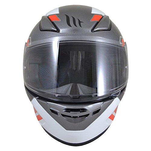 MT Revenge Zusa Casco integral para motocicleta