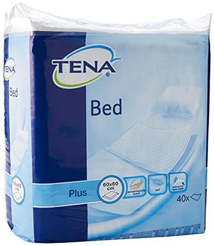 SCA Hygiène Pack de 40 Tena Bed Plus 60x60 cm