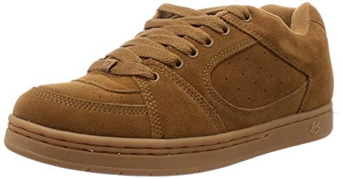 éS Footwear eS SKB Shoe Accel OG bro/Gum, Brown/Gum 10