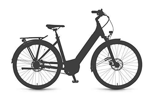 Unbekannt Winora Yucatan i9 500 Unisex Pedelec E-Bike Trekking Fahrrad schwarz 2019: Größe: 50cm