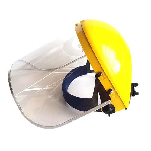 Máscara de Protección Transparente con...