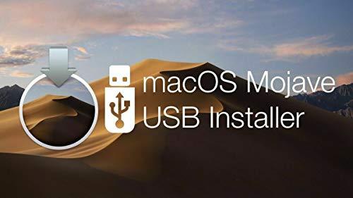 MacOS MOJAVE 10.14 Bootable USB Installation install su chiavetta USB di installazione o di aggiornamento USBOSX!