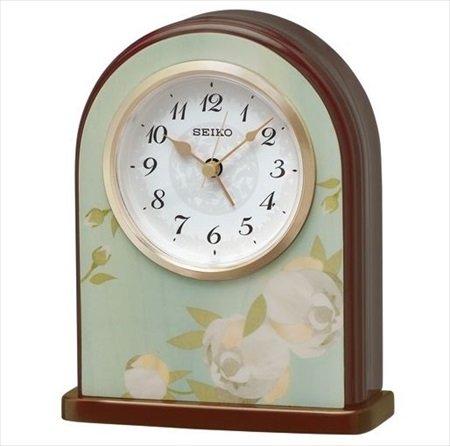 セイコークロック『置き時計(QK736L)』