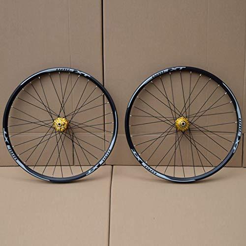 Ligera Rueda de bicicleta de montaña Set 32 □□ agujeros 26
