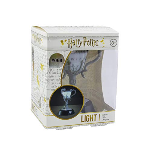Paladone Lampada Harry Potter, Silver