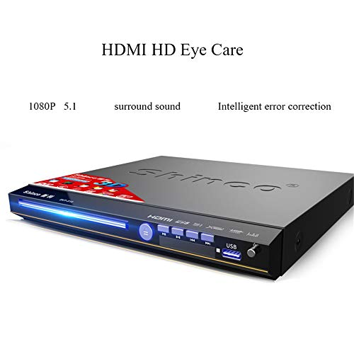 Cheapest Prices! 4K 3D Streaming Blu-Ray Disc Player, Home Children's Blu-Ray Movie Player, for Chil...