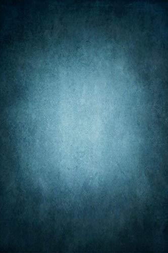 Azul Claro Gradiente Color sólido Superficie de la Pared Fantasía Bebé Patrón Fotografía Fondo Fotografía Telón de Fondo Estudio fotográfico A11 10x7ft / 3x2.2m