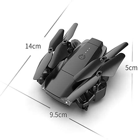 2 Pares de h/élices de Hoja de Repuesto CW CCW ABS para GoPro Karma Drone Yosoo Health Gear H/élice Quadcopter