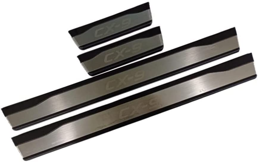 4 Pieces Stainless Steel Car Door Dealing full price reduction Sill Plate Sills Guard Scuff Discount is also underway f