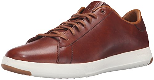 Cole Haan Men's Grandpro Tennis Fashion Sneaker, Woodbury Handstain, 11 M US