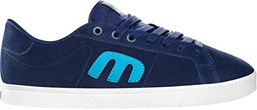 Etnies Skateboard Schuhe Brava Navy/Blue/White, Schuhgrösse:45