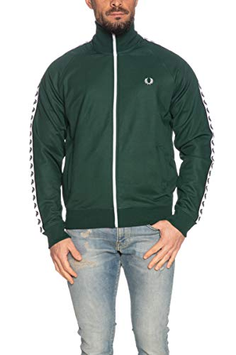 Fred Perry Taped Trainingsjacke Herren