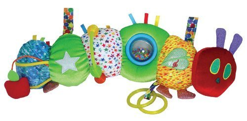 Very Hungry Caterpillar Developmental Toy by Rainbow Designs