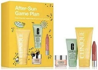 Clinique After-Sun Game Plan 4 piece set