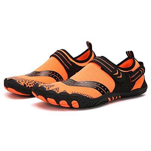 Aibabely Zapatos, Secado Rápido Zapatos De Trekking De Las Mujeres De Los Hombres Ligero Zapatos De Deporte Para La Playa Kayak Barco