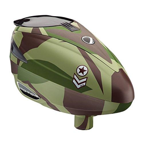 Dye Loader - Cargador de Paintball, Color (Barracks Olive), Talla n/a