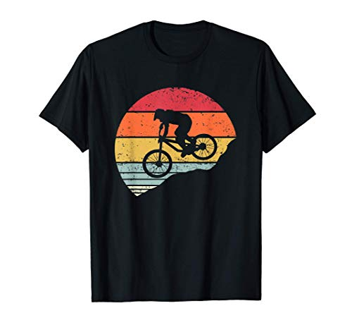 Mountain Bike MTB Downhill Biking Cycling Biker Gift T-Shirt