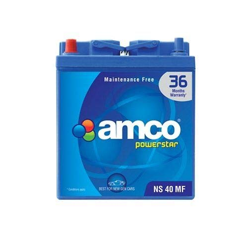 MANSURY DYNUMA BATTERY WORK Amco NS40MF 32Ah Battery (24...