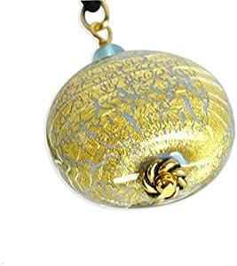 colgante cristal de murano venecia
