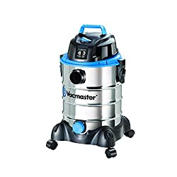 Vacmaster VQ607SFD Stainless Steel Wet Dry Vacuum review