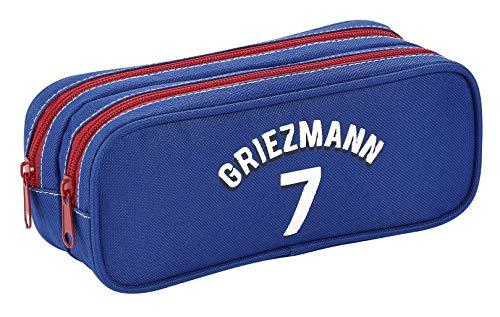 Antoine Griezmann Seven Federmäppchen 22 Centimeters Blau (Bleu)