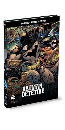 Batman: Detetive - Coleção Lendas Do Batman