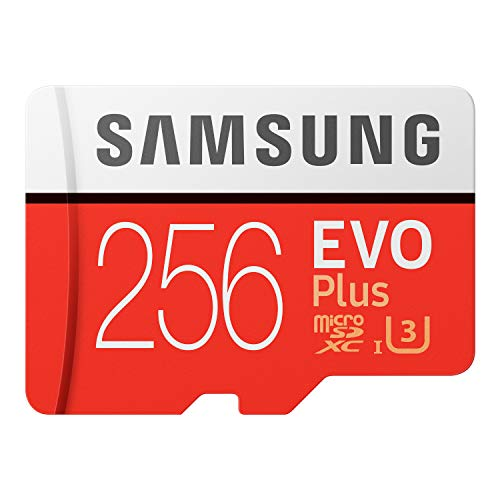 Samsung EVO Plus 256GB microSDXC UHS-I U3 100MB/s Full HD & 4K UHD Nintendo Switch 動作確認済 MB-MC2...