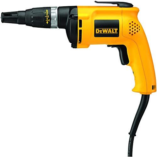 DEWALT Drywall Screw Gun, 6.0-Amp (DW255)
