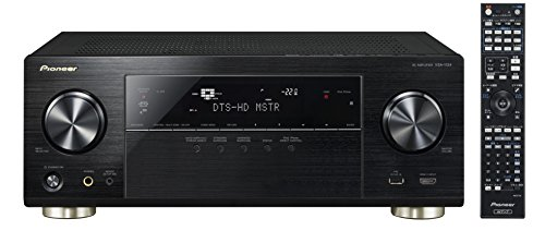 Pioneer AVアンプ 7.1ch AirPlay/MHL/4K/ハイレゾ対応 VSA-1124
