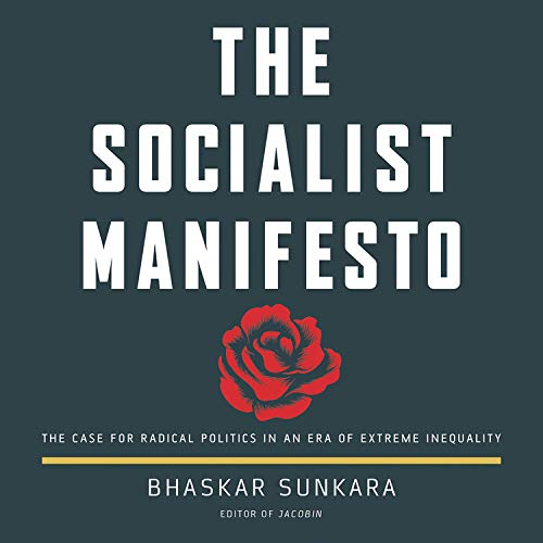 The Socialist Manifesto  By  cover art