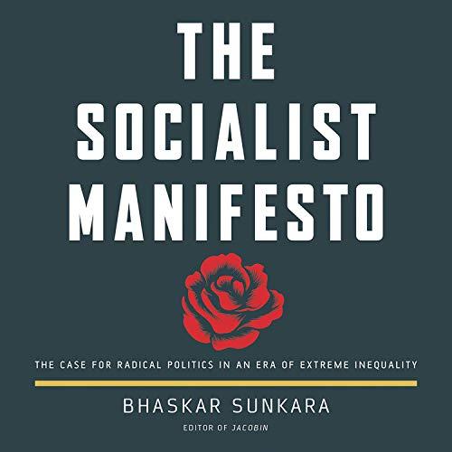 Couverture de The Socialist Manifesto