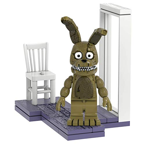 McFarlane Toys Five Nights at Freddy's Fun with Plushtrap Micro Set