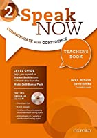 Speak Now: 2: Teacher's Book with Testing CD-ROM