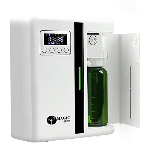 Difusor eléctrico de aceites Esenciales Ambientador Profesional Marketing olfativo Aromaterapia Difusor de fragancias eléctrico Aromaterapia Ambientador hogar Ambientador Tienda