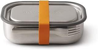 Black+Blum Stainless Steel Lunch Box (Orange)