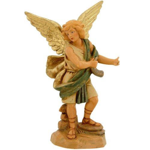 Fontanini 12,7cm Raphael, Erzengel Figur