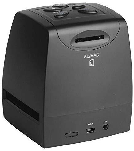 DIGITNOW! Scanner de Diapositives et Négatifs 35 mm,5MP/10MP Film et Diapo Convertisseur avec...