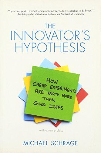 Innovator's Hypothesis (Mit Press)